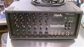 SOUNDTECH 6CH POWERED PA MIXER MM6D